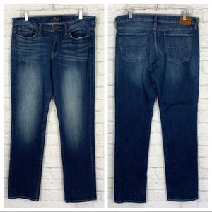 Lucky Brand Sweet Straight Slim Medium Wash Jeans